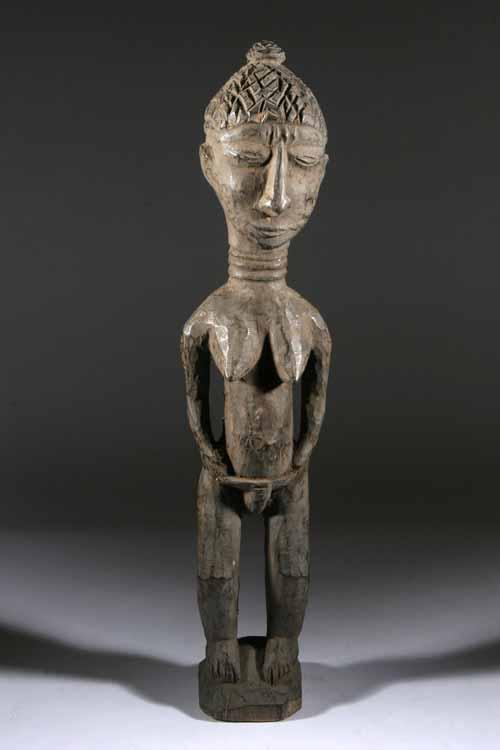 la statue dans l' ART AFRICAIN # Sculpture Africaine En Bois