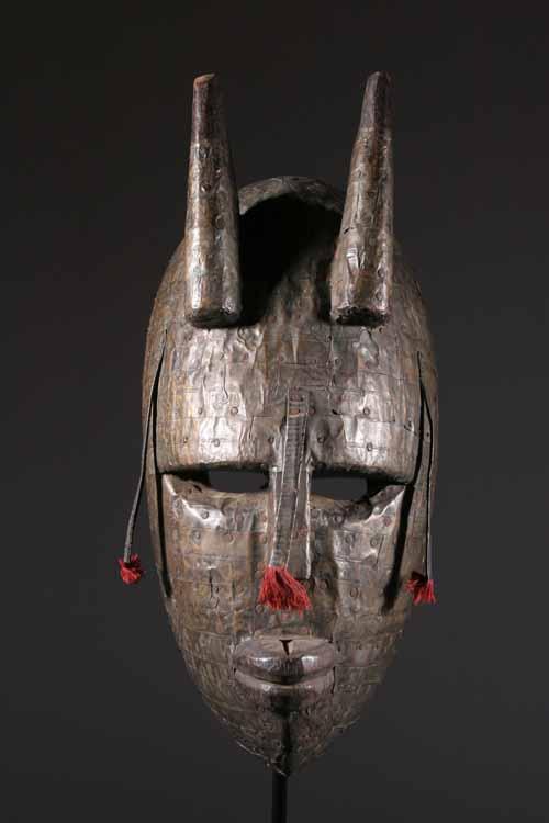 Le masque du mali des ethnies dogon bambara et bozo for Peinture qui masque les imperfections
