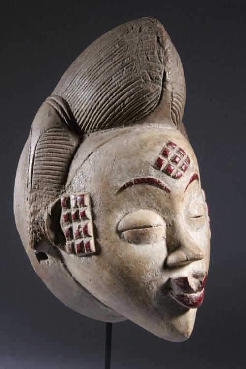 masque africain cameroun