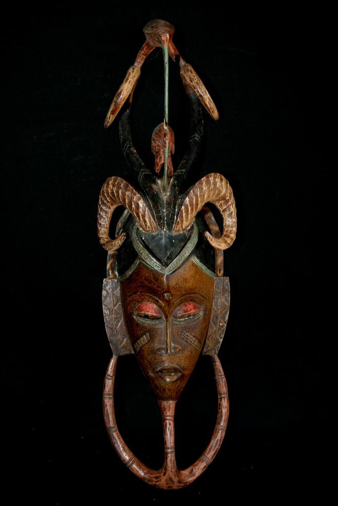 masque afrique du nord