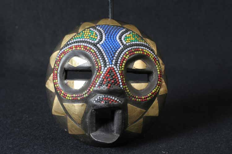 masque africain luba